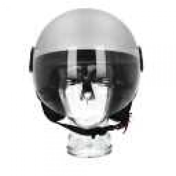Piaggio casque intégral AWA Basejet gris matt