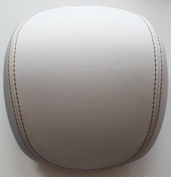 Original dosseret top-case Vespa Primavera Special Edition 50° Anniversario - gris