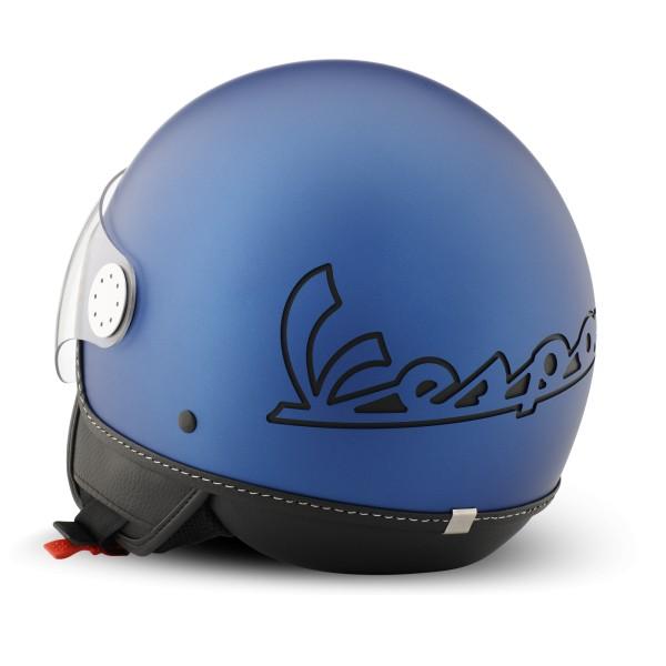 Casque Vespa Jet Visor 3.0 Blue Vivace