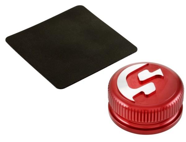 Bouchon réservoir pour Vespa, rouge