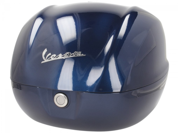 Original Top Case Vespa Primavera - blu midnight 222/A