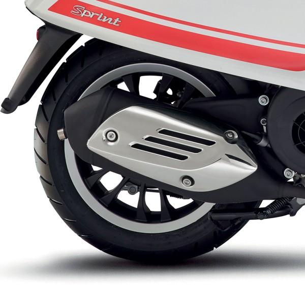 Jante arrière noire Vespa Sprint 4T