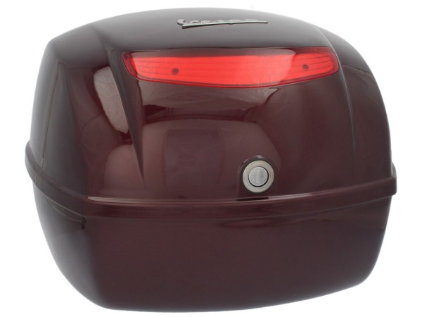original top case Vespa LX / S - rouge Chianti 102A