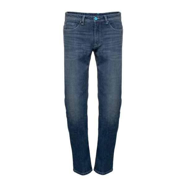 Vespa Jeans Denim bleu