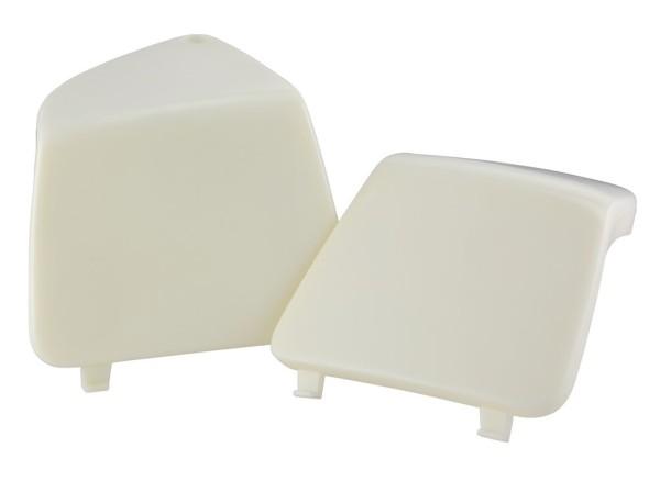 Capot de boite à gant gauche/droite pour Vespa GTS/GTS Super/GTV/GT 125-300ccm, non verni