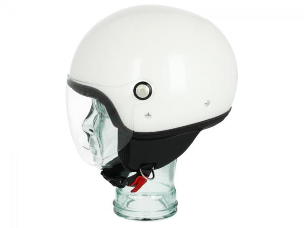 Piaggio casque P-Style Jet blanc 566