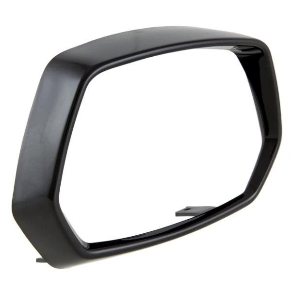 Anneau de lampe noir brillant pour Vespa Sprint 50-150ccm 2T / 4T ('13 -'18)