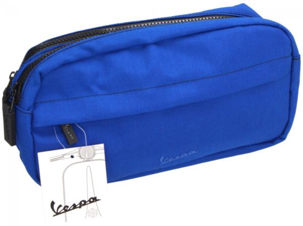 Vespa sac à cosmétiques bleu