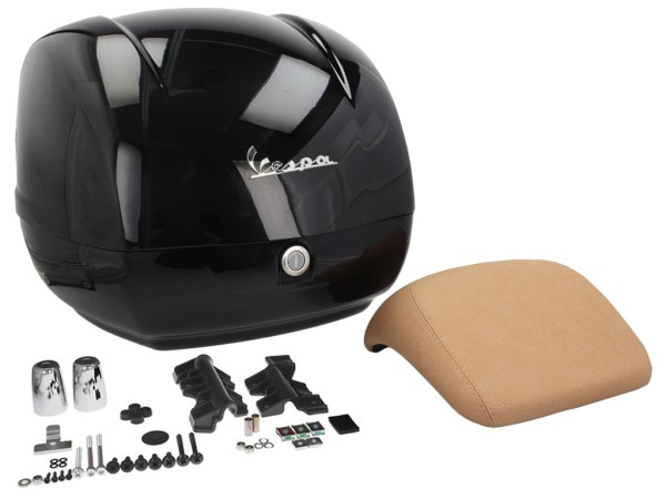 Original Top-case Vespa GTSnoir Vulcano 98/A