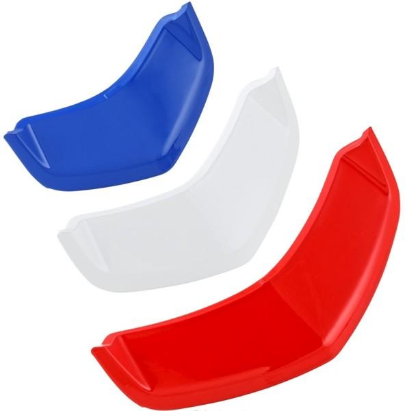 """Insert de nez de klaxon pour Vespa GTS/GTS Super/GTV HPE 125-300ccm ('19-),""""France"""""""