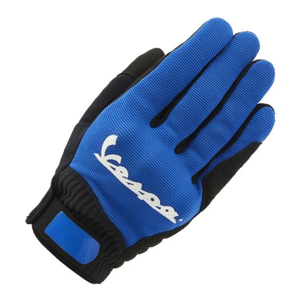 Vespa Gants Color blue
