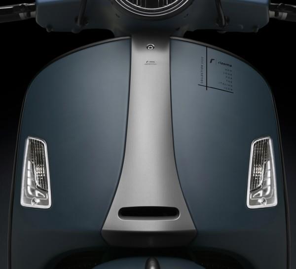 Cascade RIZOMA pour Vespa GTS / GTS Super / GTV 125-300ccm HPE ('18 -)