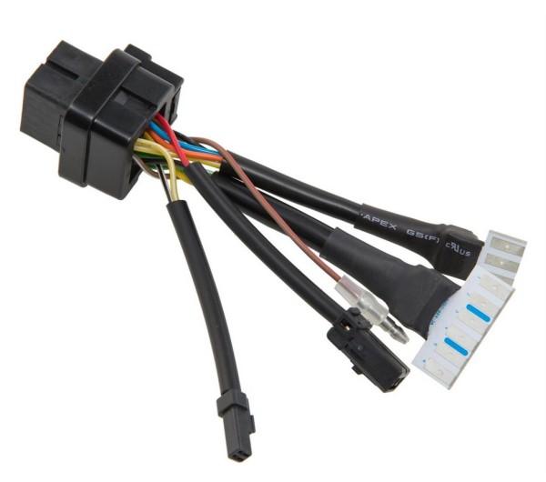 Jeu de câbles compte-tours/compteur de vitesse pour Vespa GT/GT L 125/200ccm/ GTS 125ccm