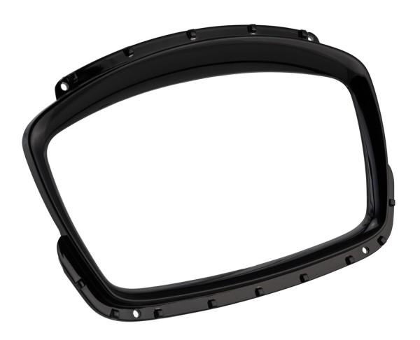 Cerclage compteur de vitesse pour GTS Supertech HPE 125/300 ('19-), noir brillant