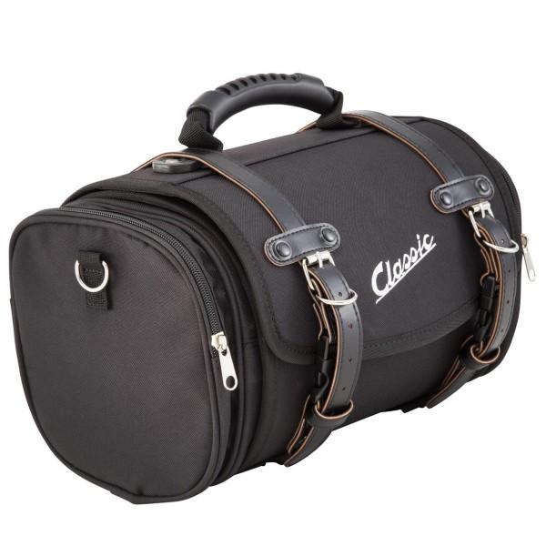 """Petit sac """"Classic"""" pour Vespa - noir, nylon"""
