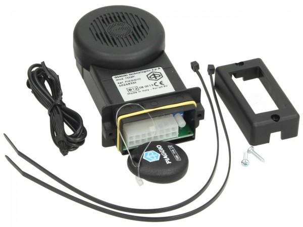 Original Système d'alarme Piaggio E-1 compact Exclusif