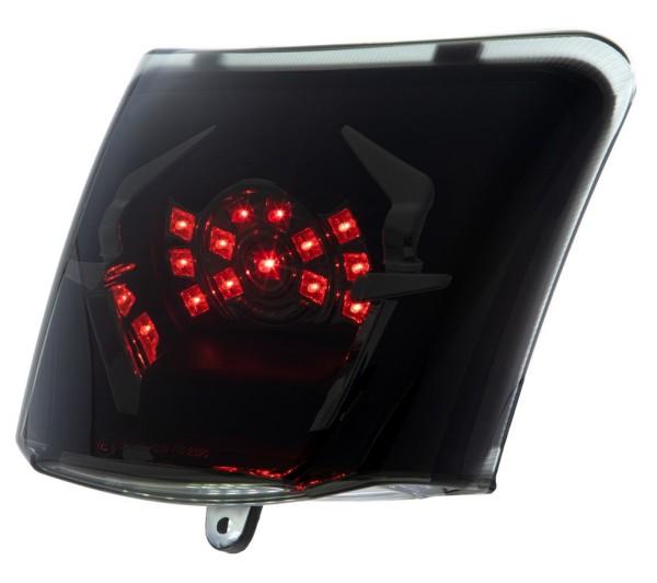 Feu arrière MK II LED pour Vespa GTS/GTS Super/GTV 125-300ccm HPE ('18-), teinté