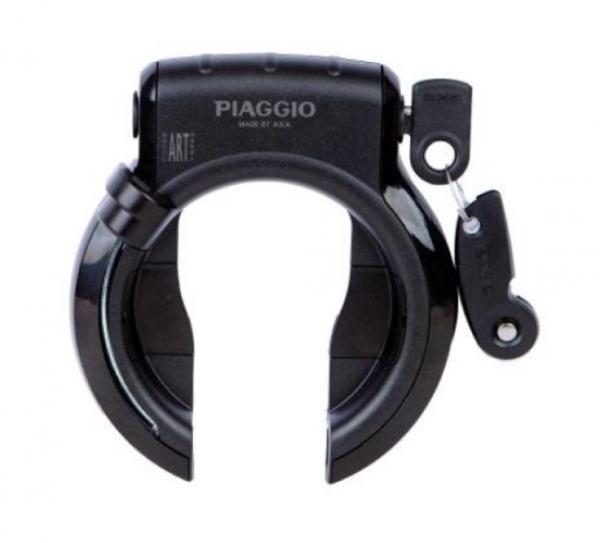 Serrure de cadre avec chaîne pour WI-BIKE Original Piaggio