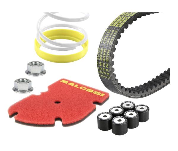"""Kit tuning variateur, """"débutant"""" pour Vespa Primavera / Sprint 3V iGet 125ccm"""