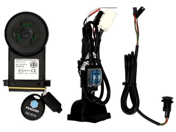 Système d'alarme E-Power pour MP3 Yourban / Beverly Original Piaggio