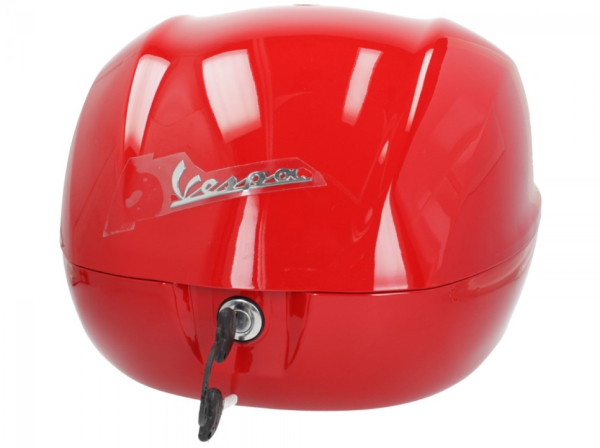 Original maleta Vespa Primavera / Sprint - dragon rouge 894