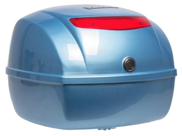 Original Top-case Vespa LX/ S/ PX bleu Azzurro Sky 424