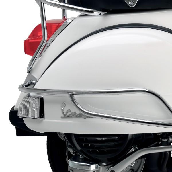Original Protection latérale arrière chromée Vespa PX