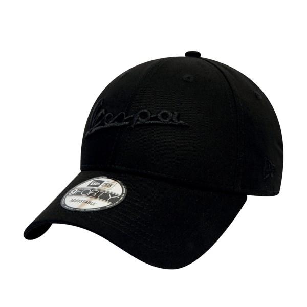 Vespa Cap ESSENTIAL 9FORTY® noir