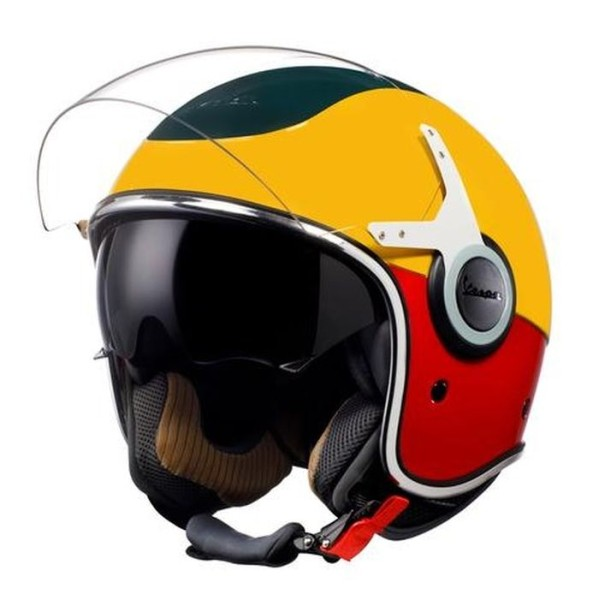 Casque Vespa open face VJ Sean Wotherspoon