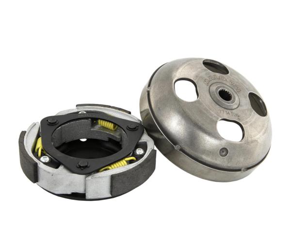 Kit embrayage MALOSSI MHR Delta Clutch pour Vespa ET2 / ET4 / LX / LXV / S 50ccm 2T / 4T