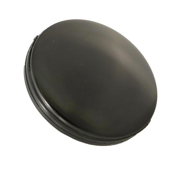 Bouchon de couverture trou pour rétroviseur / extrémité du guidon, noir