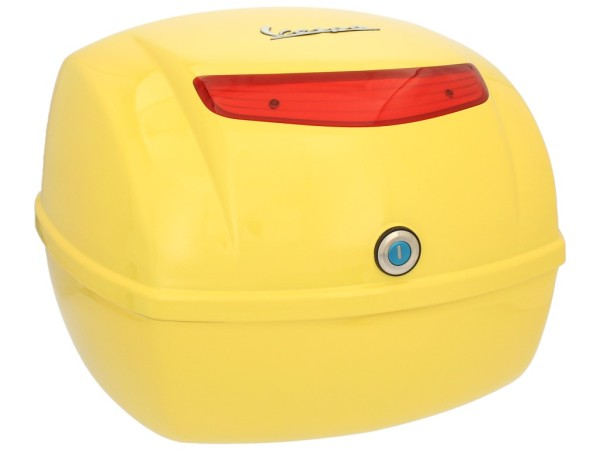 Original Top-case Vespa LX / S jaune Citron 928/A