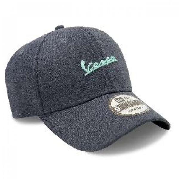 Vespa Cap NEW ERA 9FORTY® gris