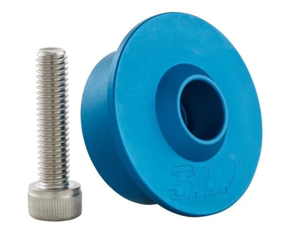 Kit de montage pour rétroviseur d'extrémité du guidon sans embouts de guidon, MK II, bleu