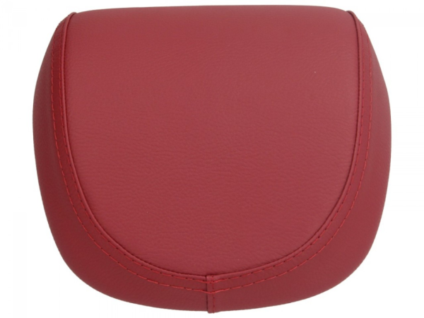 Original dosseret top-case Vespa Primavera - rouge - 1B001189000R