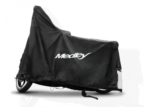 Housse de protection moto d'exterieur pour Medley Original Piaggio