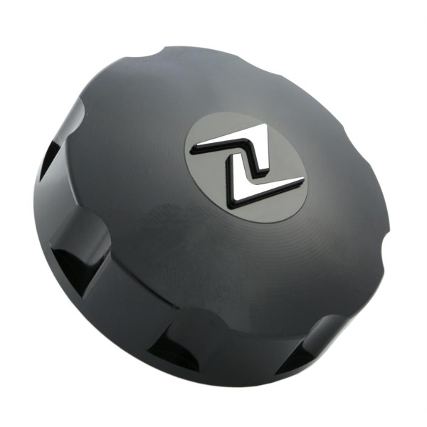 Bouchon de réservoir noir, Zelioni pour Vespa ET4 / LX / LXV / S / Primavera / Sprint / GTS / GTS Super / GTV / GT