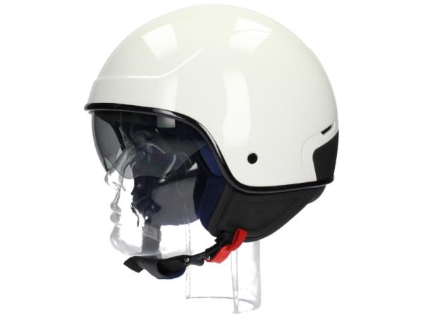 Piaggio casque PJ1 Jet blanc