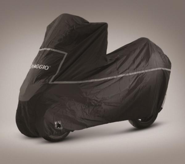 Housse de protection moto d'exterieur pour Beverly Original Piaggio