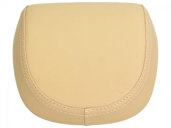 Original Dosseret top-case Vespa Primavera beige - 1B001189000B