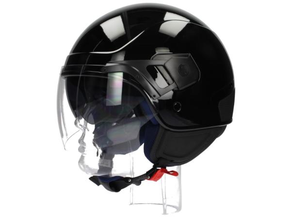 Piaggio casque PJ Jet noir