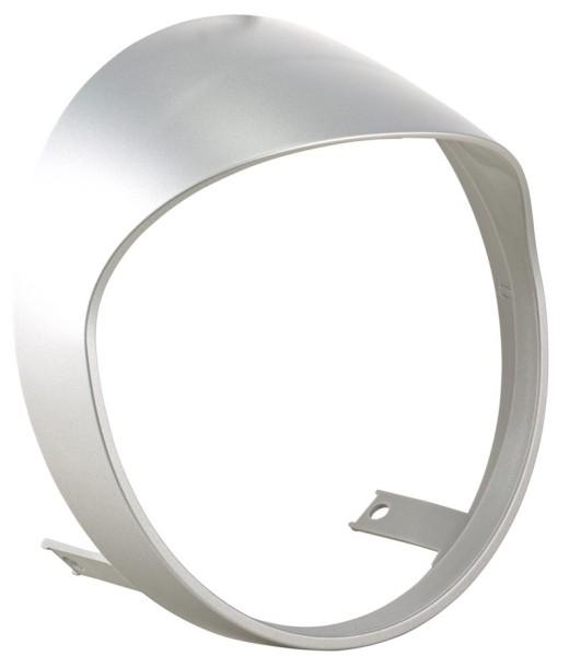 Cerclage de phare pour GTS/GTS Super HPE 125/300 ('19-), argent mat