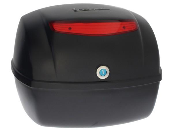 Orignal Top-case Vespa LX/ S/ noir mat Abisso 85/B