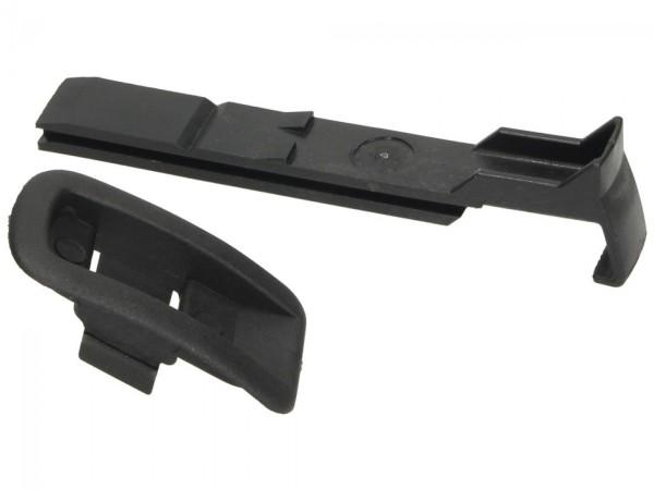 Crochet à bagages Vespa pour LX 50-150cc Touring, ET2 / ET4 / LX / LXV / S 50-150cc-