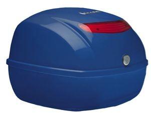Original Top-case Vespa LX/ S/ PX bleu Azzurro Mediterraneo 244/A