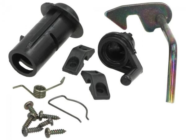 Loquet de verrouillage Vespa pour LX 50-150cc Touring, ET2 / ET4 / LX / LXV / S 50-150cc-