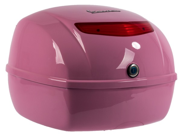 Orignal Top-case Vespa LX / S rose 567