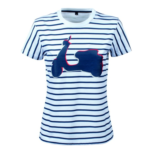 Vespa Graphic T-Shirt femme