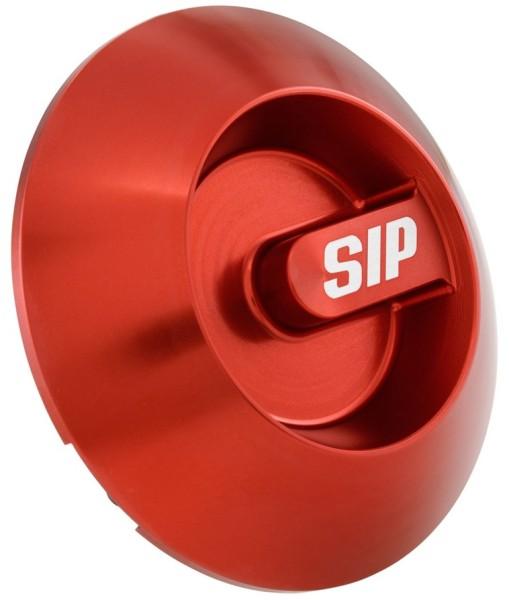 Couverture couvercle de variateur pour Vespa, rouge