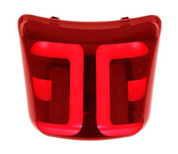 LED Rücklicht rot für Vespa GTS, GTS Super 125-300 ccm